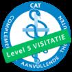 kPNI Centrum in de regio Rotterdam heeft een level 5 visitatie bij CAT
